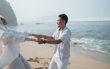 Muzmatch is targeted at finding marriage partners for Muslims around the world. Photo: Alamy