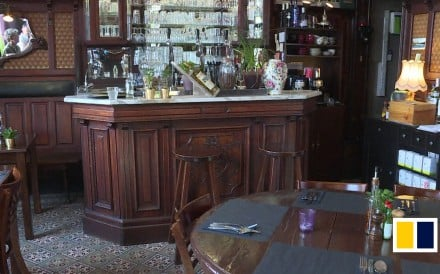 Belgian authorities are taking steps to preserve bars, known locally as cafes, that are hundreds of years old. A dozen cafes in Flanders have been identified for preservation. Their original floor...