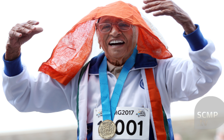 102-year-old Indian athlete Man Kaur is training to represent India in the World Masters Athletics Championships in Spain. She's already won 17 gold medals in athletics competitions around the...
