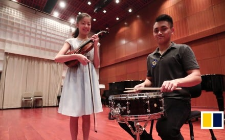 Hannah Tam and James Koo are two of the awardees of the Hong Kong Jockey Club Music and Dance Fund this year. The scholarship aims at helping talented musicians and dancers to continue studying in...