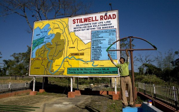 Passage from India: following the Stilwell Road