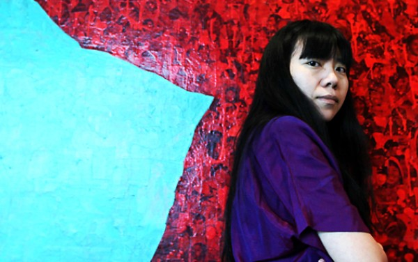 Author, filmmaker Guo Xiaolu looks back in anger