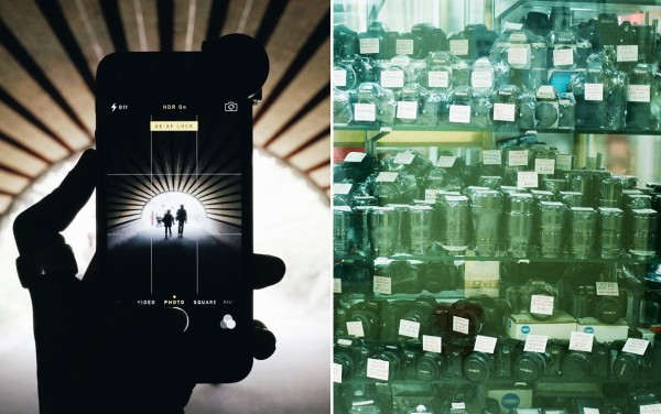 Smartphone vs film: Two Hong Kong photographers go head-to-head
