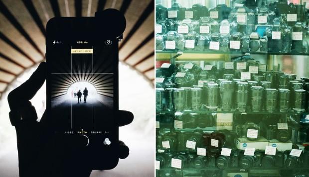 Smartphone vs film: Two Hong Kong photographers go head-to-head