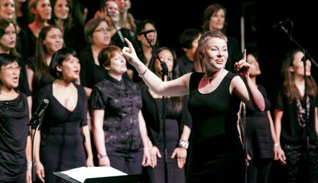 Why singing in a choir is so good for you