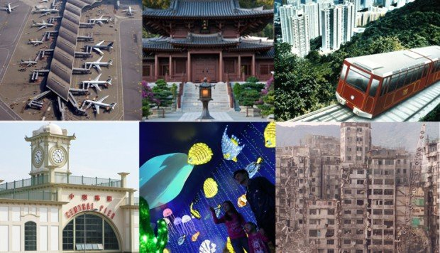 Revealed: Hongkongers' top 10 favourite architectural structures in the city