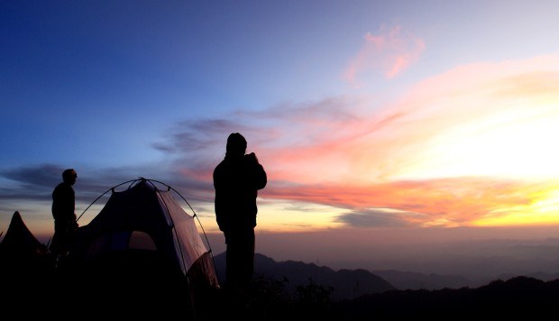 Barely there: the ultralight camping gear that helps you go further faster