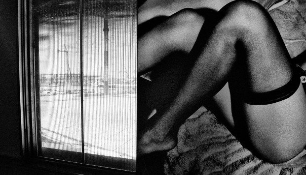 Daido Moriyama's knack for finding the extraordinary image in ordinary surroundings
