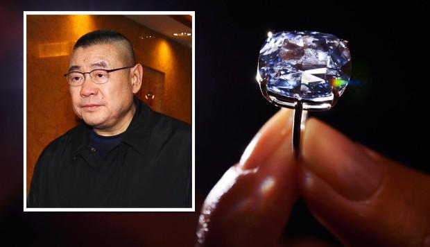mystery diamond buyer revealed hong kong billionaire joseph lau