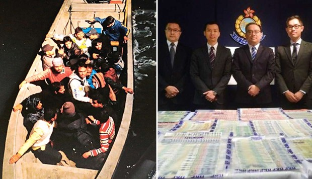 China shut down illegal forex operation
