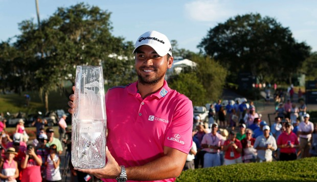 World number one Jason Day celebrates wire-to-wire Players Championship triumph   South China Morning Post