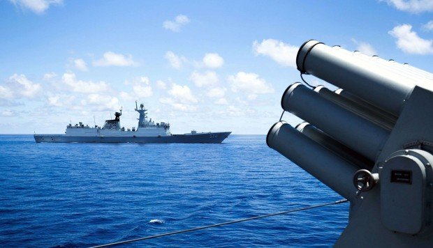 Why do so many countries have claims to territory in the South China Sea?