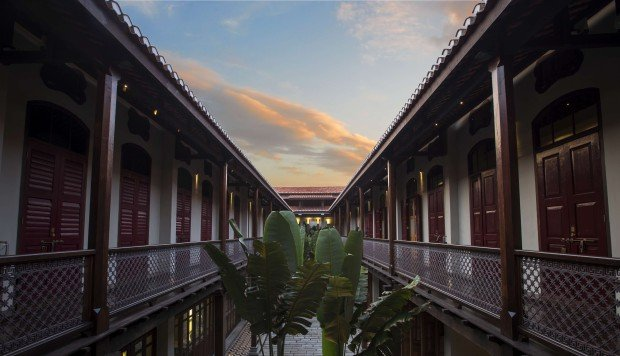 10 of the best boutique hotels in historic George Town, Malaysia
