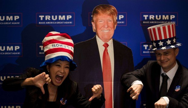 For Americans in China, surprise and uncertainty over Trump win | South China Morning Post