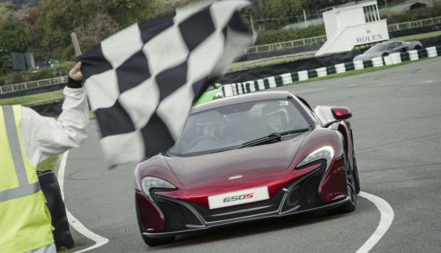 What it s like to drive a mclaren supercar one woman s for Motoring technical training institute