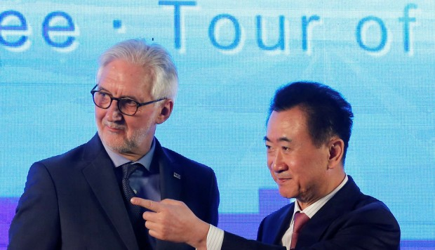 World cycling body seals deal with Wanda to develop the sport in China