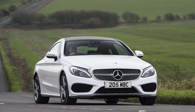 Mercedes-Benz C300 Coupe good travelling partner for couple taking to the open road