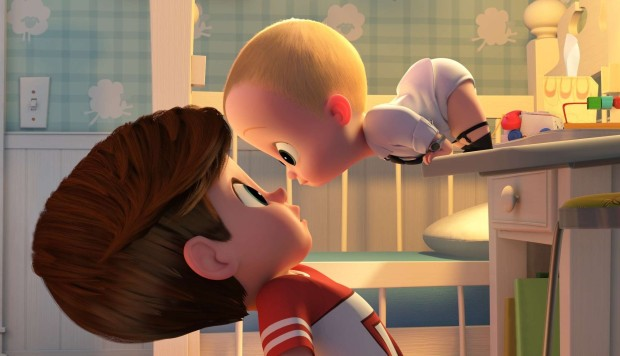 Film review: The Boss Baby - Alec Baldwin voices officious ...