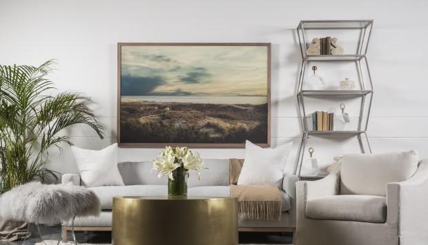 California Chic H D Buttercup Opens Flagship Furniture