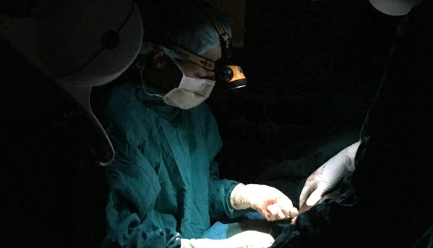 Surgeon leaves her comfort zone by volunteering in South Sudan