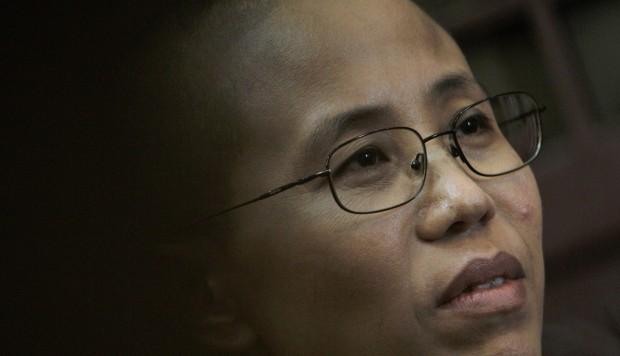 Widow of Liu Xiaobo back in Beijing, relative says
