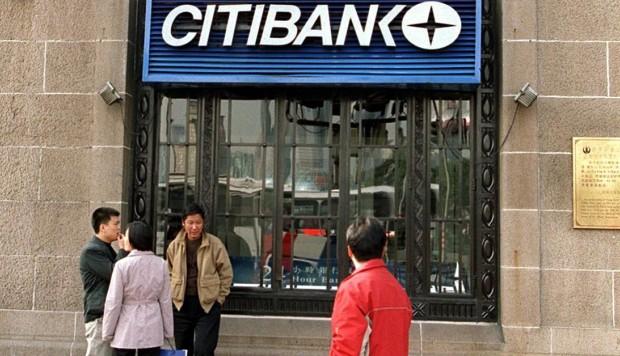 citibank ebusiness corp banking