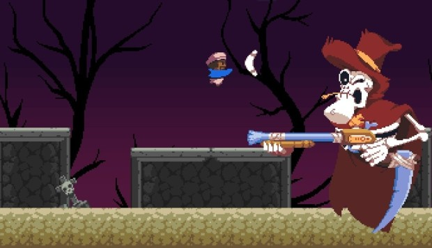 Game review: Skeleton Boomerang returns to golden age of action adventure platformers