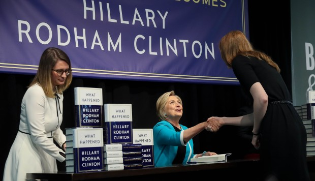 Amazon removes thousands of reviews of Hillary Clinton's memoir about lost election