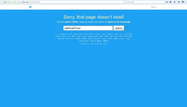 Rogue Twitter employee deliberately shuts Trump's account ...