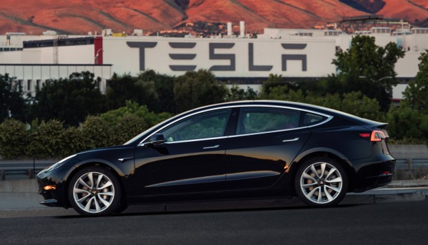 Tesla Model 3 test drive: Elon Musk's 'affordable' electric car is what drivers have been waiting for