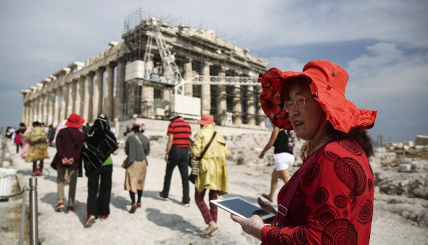 6.5 million Chinese tourists to travel abroad this Lunar New Year