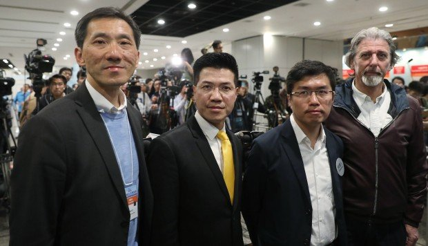 Hong Kong's pan-democrats might find their missing by ...