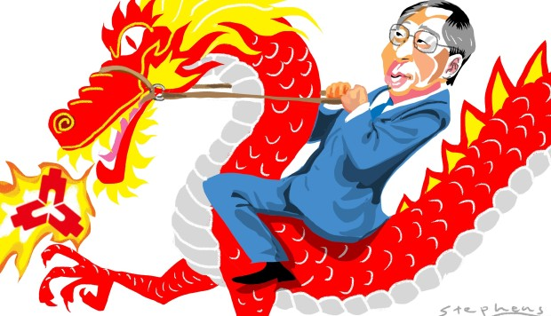 Globalisation of People's Bank of China brings challenges for Yi Gang