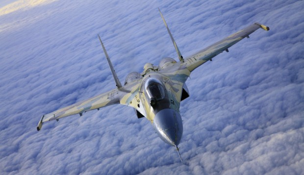 China hits back at US sanctions over Russian fighter jet purchases