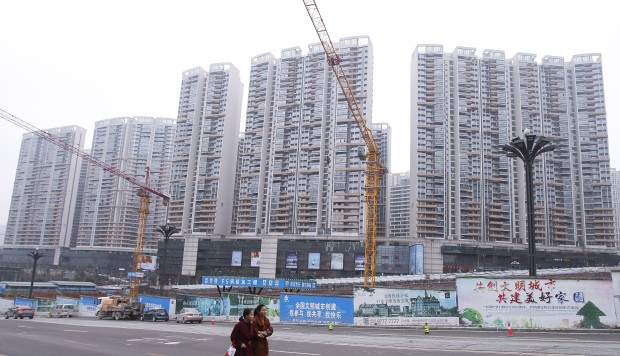 China's new home prices gain momentum in October, rise 1 per cent month on month