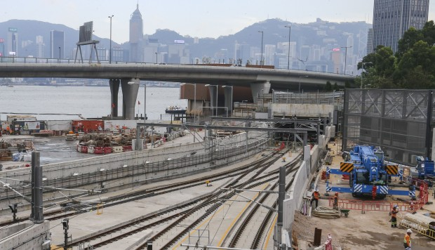 MTR Corporation to dig up platforms at Hung Hom station to ...