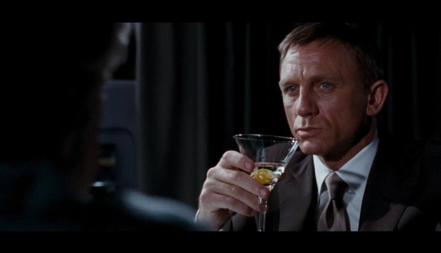 James Bond has 'a severe chronic alcohol problem', study finds - South China Morning Post