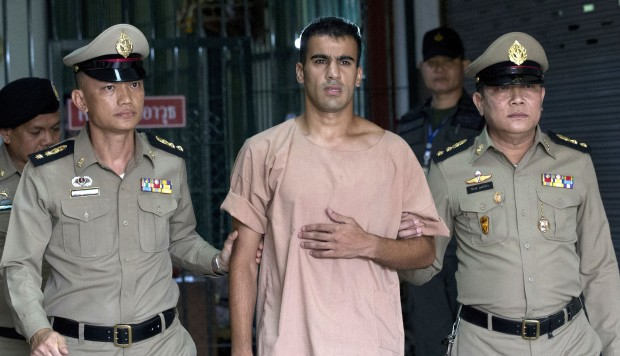 Refugee Bahraini footballer freed from Thai jail after extradition bid dropped