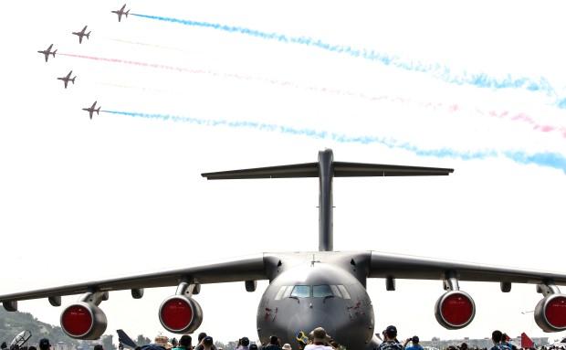 Resultado de imagen para airshow china 2018