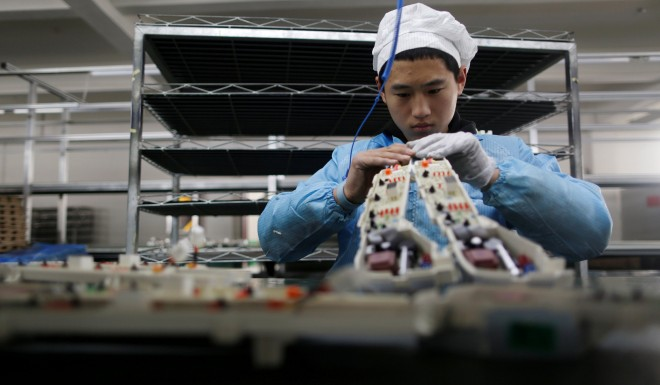 China's manufacturing sector will be hard hit by the US tariffs.