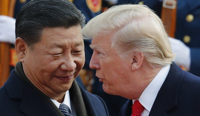 Is Chinese President Xi Jinping Trump's frenemy?