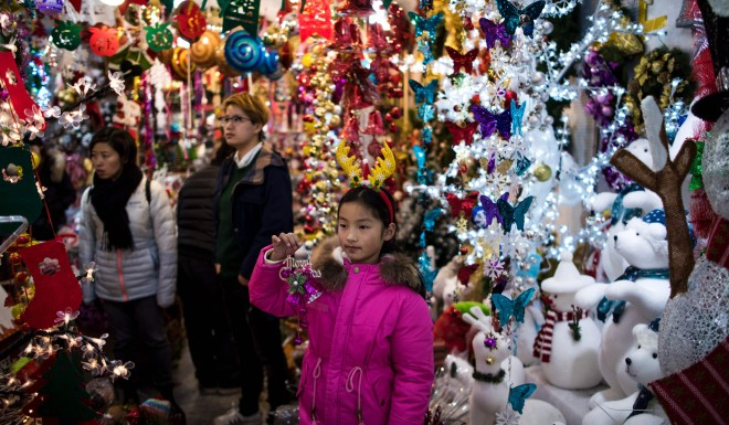 Christmas In China.Does China Celebrate Christmas A Long And Better Answer