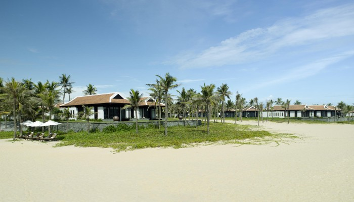 Indulge in beachside luxury at Hoi An's Nam Hai resort