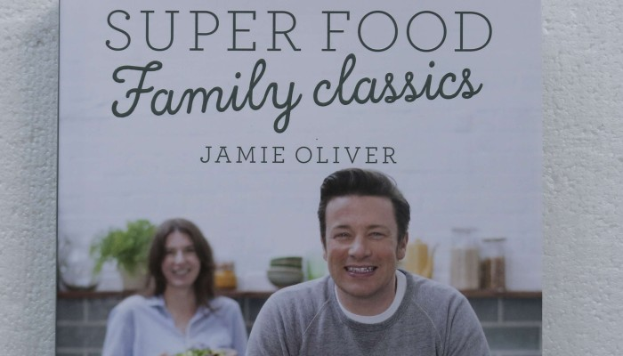 Cookbook jamie olivers super food family classics post cookbook jamie olivers super food family classics post magazine south china morning post forumfinder Gallery