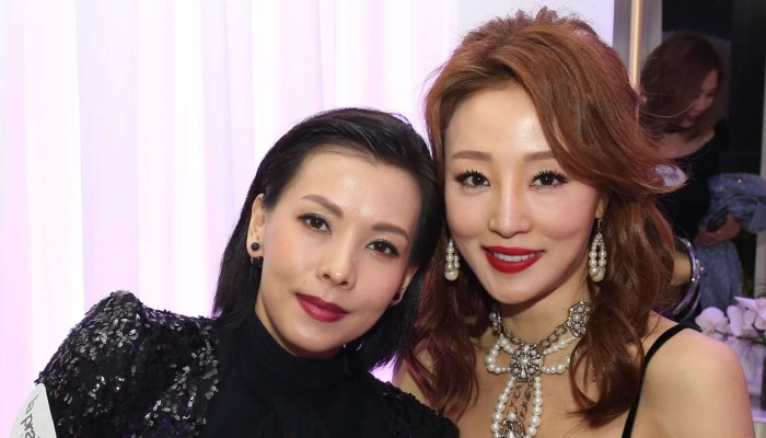 Luxury skincare brand names asteroids after HK socialites