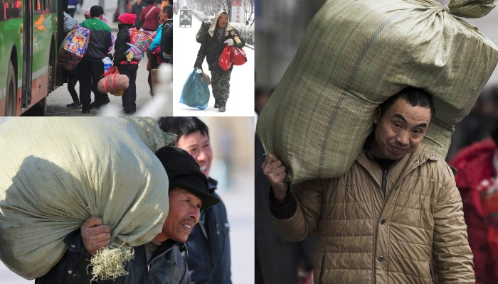 A New Year but a decades-old blot on China's conscience: unpaid migrant workers