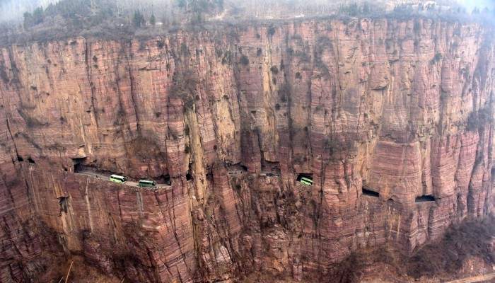 Eight of the world's most dangerous roads: not for the faint-hearted