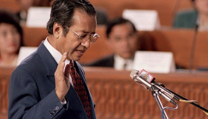 Image result for Malaysia's reformer aT 93