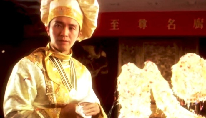 How comedian Stephen Chow's God of Cookery helped