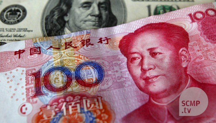 China S Central Bank Has Been Gently Letting The Yuan Weaken After Announcing Last Week It Would